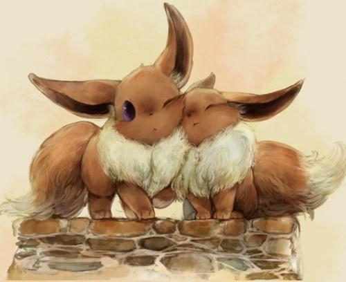 eevee Fan Art Pokémon - 6514115328