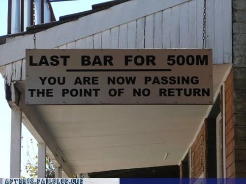 bar last bar point of no return - 6514134528
