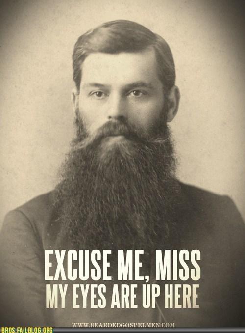 beard,vintage