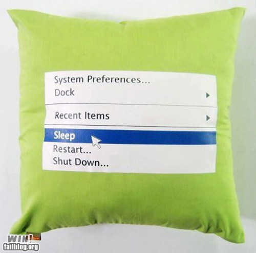 computer design nerdgasm Pillow sleep - 6514283520