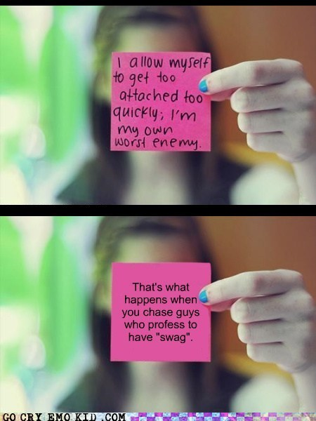 lesson,post-it note,relationships,swag