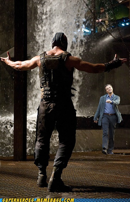 bane come at me bro leo wtf - 6514630656