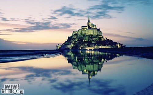 castle,france,magical,normandy,wincation