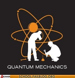 literal physics 200 quantum mechanics science