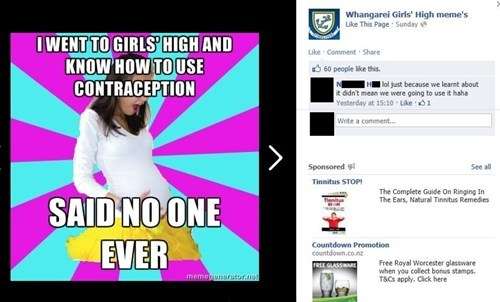 all girls high school contraception this is bad - 6515763200
