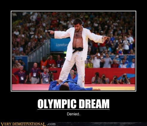 OLYMPIC DREAM Denied.