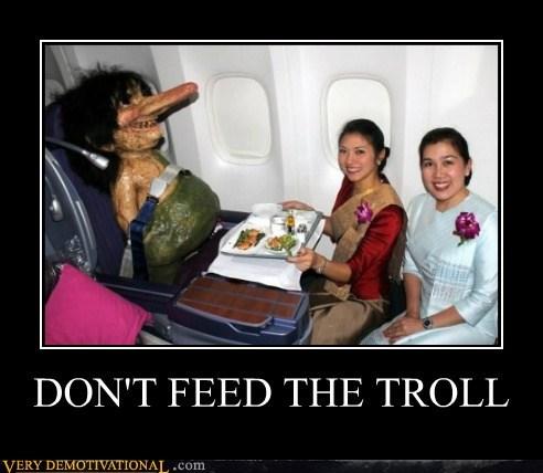 eww feed troll funny - 6516048640