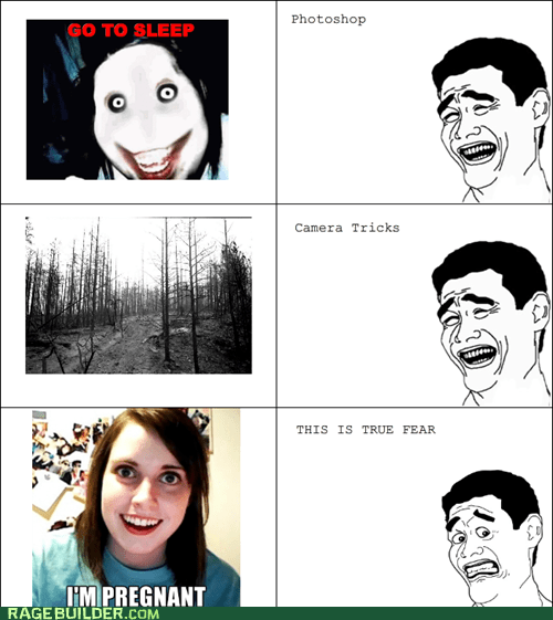 fear,overly attached girlfrien,overly attached girlfriend,Rage Comics,relationships