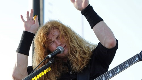 dave mustaine,megadeth,Music FAILS,natalie maines,obama conspiracy,Say What Now