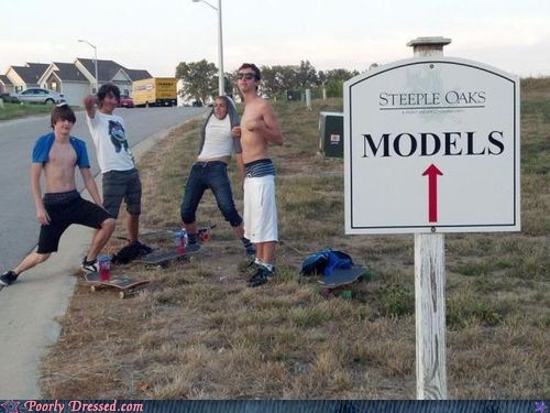 bros literal model sign