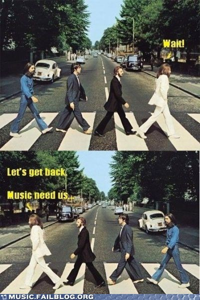 abbey road the Beatles - 6516557824