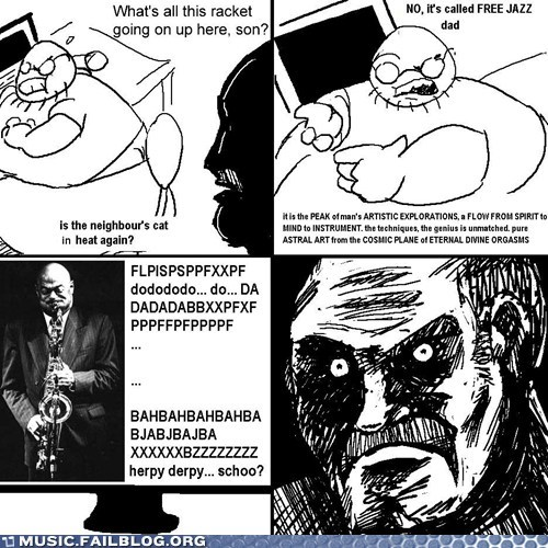 comic free jazz jazz rage comic whats-all-this-racket - 6516681728