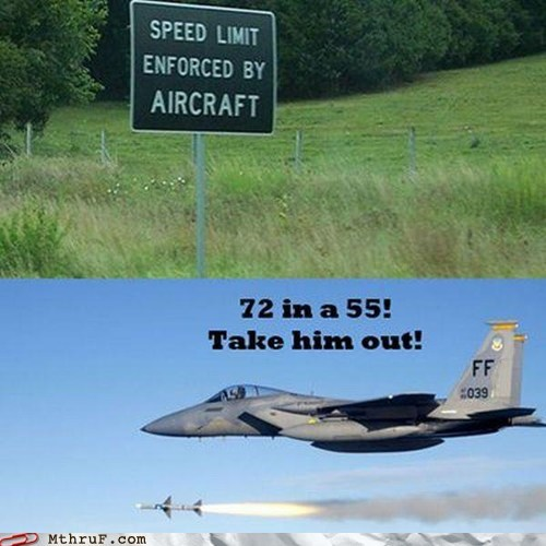 air force aircraft fighter jet speed limit traffic laws - 6516805888