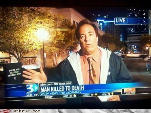 man killed to death flawless logic news headlines