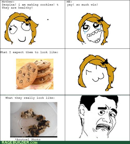 baking cookies healthy - 6516861696