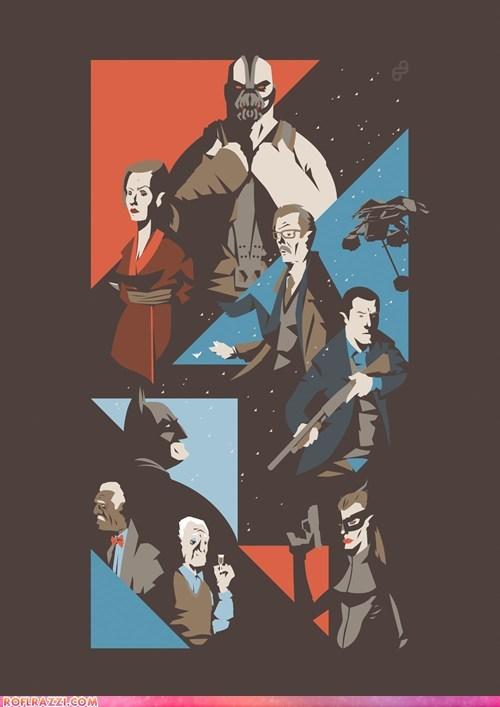 art bane batman Movie summer blockbusters the dark knight rises - 6516886784