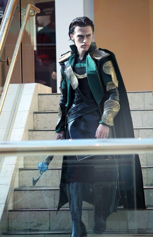 cosplay loki marvel The Avengers - 6516949504