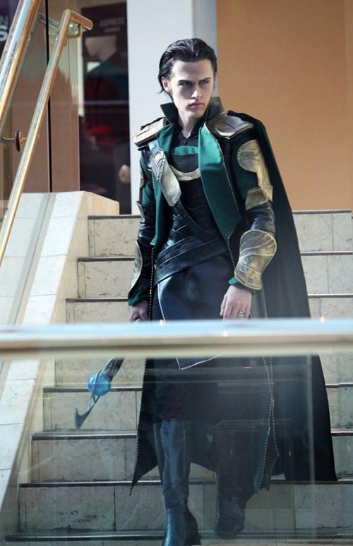 cosplay loki marvel The Avengers - 6516949504