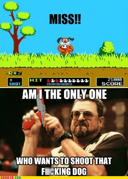 dogs,duck hunt,nintendo,shooting,video games
