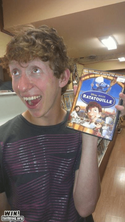 disney,DVD,lookalike,ratatouille