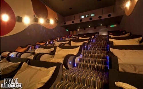 comfy couch design movies nerdgasm theater