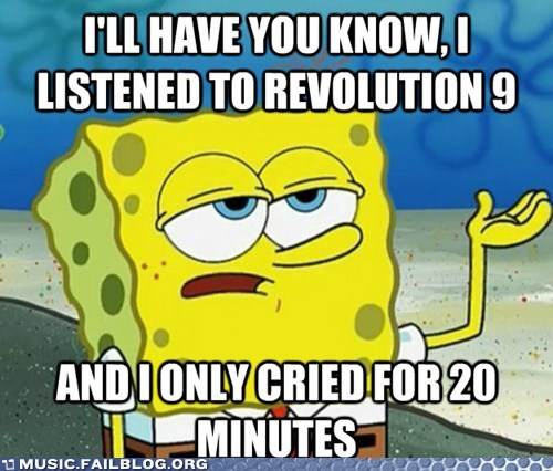 crying,revolution 9,SpongeBob SquarePants