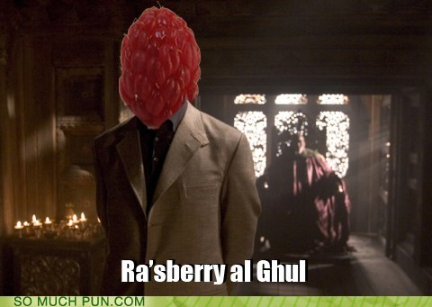 literalism ras al ghul rasberry shoop similar sounding - 6517550848