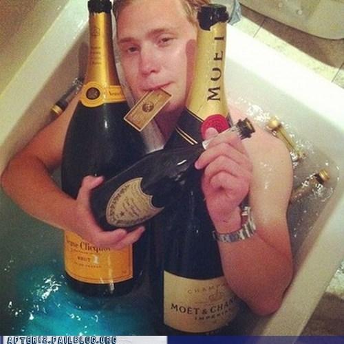 douche,wtf,champagne,funny