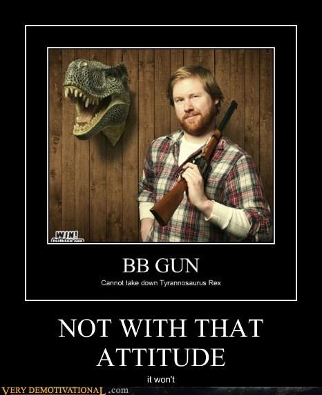 attitude bb gun tyrannosaurus - 6518946304