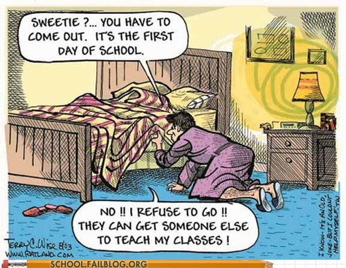 first day of school i-dont-wanna ratland teach my classes - 6519477504