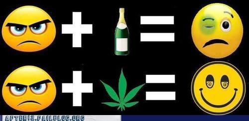 beat up drinking happy marijuana weed - 6519511040