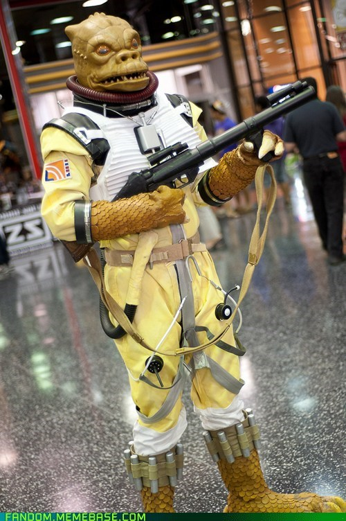 bossk movies-cosplay scifi star wars - 6519650816