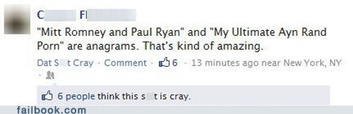 anagram,Ayn Rand,Mitt Romney,paul ryan