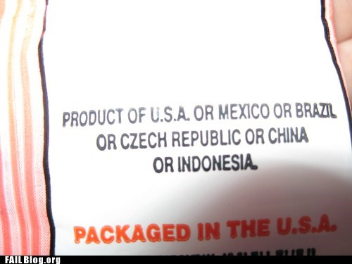 engrish made in china product unclear warning
