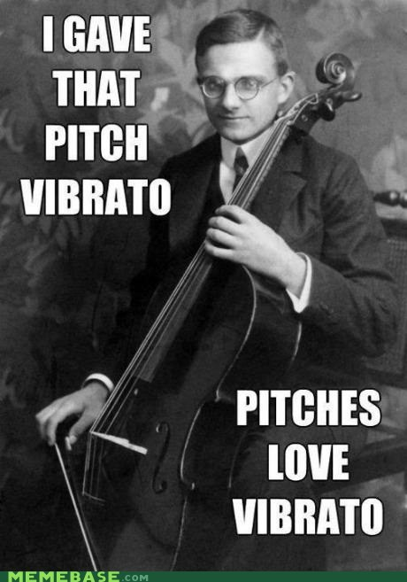 cello Memes old pitch vibrato - 6519751168