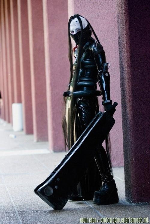 blame cosplay ivy manga - 6519774976
