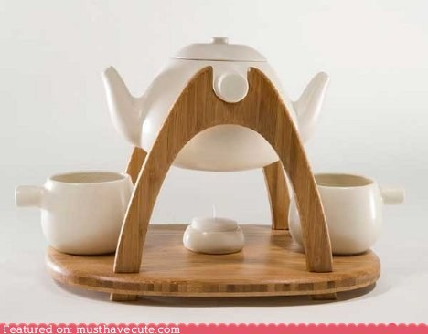 cups swivel teapot two - 6519979776