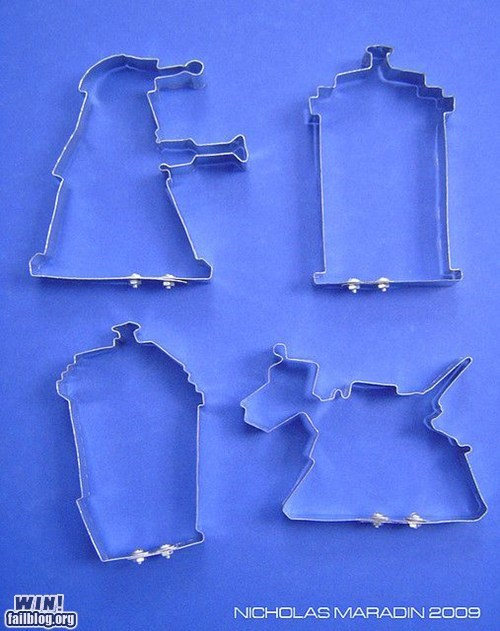 best of week Cookie Cutter cooking doctor who food Hall of Fame nerdgasm - 6520014592