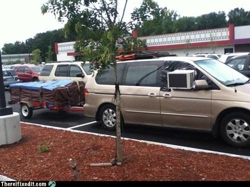 a/c unit ac unit air conditioning car window minivan - 6520025600