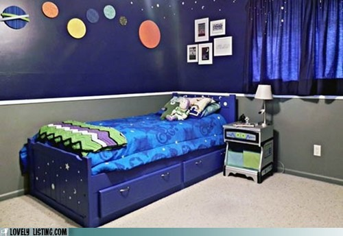 bedroom,space,Star Trek