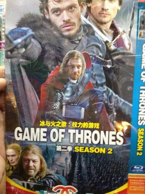 bootleg,Game of Thrones,marvel,Thor
