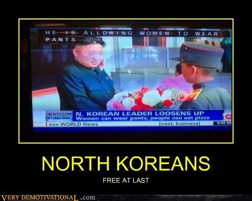 free kim jong-un North Korea