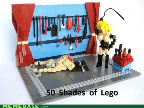 50 shades of grey kids legos - 6520338432