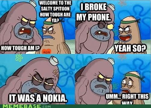 nokia phone tough guy - 6520658176
