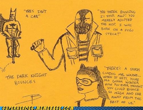 bane batman bounces dark knight - 6520869120