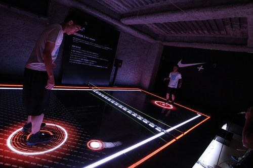 futuristic,nike,nikefuel,tron,video games