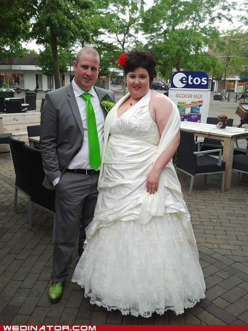 couple Flower green neon shoes tie