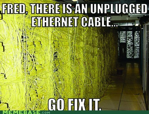 ethernet cable,fix,fred,internet,second