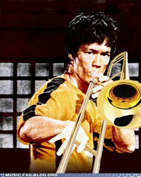 bruce lee trombone - 6521763584