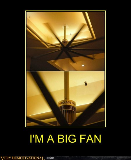 big fan huge sign - 6521848832